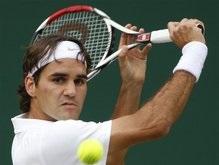 Уимблдон: Федерер в трех сетах разобрался с Сафиным