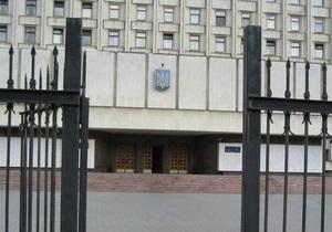 ЦИК не зарегистрировал адвоката Тимошенко кандидатом в депутаты