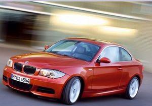 BMW выпустит заряженную версию седана 1-Series