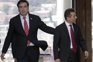 Грузия - Президент и премьер Грузии поссорились во время приема на американском военном корабле