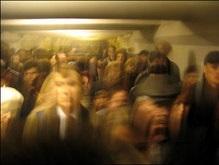 Самоубийство в киевском метро не вызвало паники