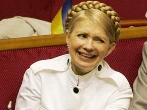 Тимошенко перенесла окончание экономического кризиса на 2010 год