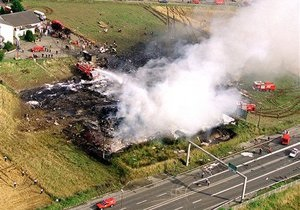 Во Франции начинается суд по делу о катастрофе самолета Конкорд в 2000 году