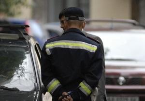 В ГАИ решили уволить инспектора из Горловки, обматерившего водителя