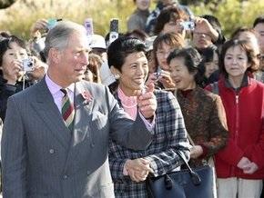 Японская принцесса ради встречи с принцем Чарльзом забыла о своей депрессии