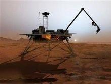 Космический аппарат Феникс совершил посадку на Марсе
