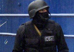 СБУ ликвидировала подпольную мастерскую по производству оружия
