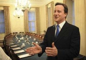 В Лондоне объявлено о первых назначениях в коалиционном правительстве