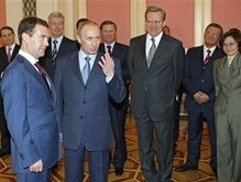 Западные СМИ: Путин создает новый центр власти