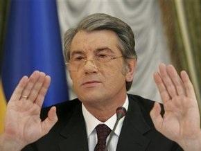 Ющенко не исключает банкротства Нафтогаза