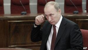Русская служба Би-би-си: Путин дистанцируется от Единой России
