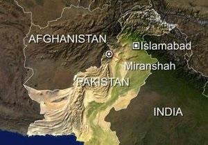 Американские беспилотники уничтожили десять боевиков в Пакистане