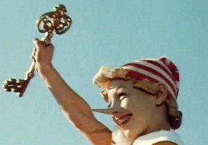 Похищенный Золотой ключик из фильма Приключения Буратино находится в Украине - источник