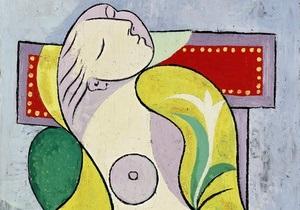 Портрет любовницы Пикассо продан за $40 млн