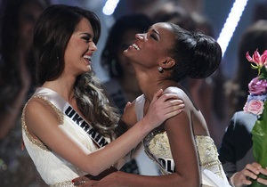 Фотогалерея: Победила Ангола. Украинка стала второй на Мисс Вселенная-2011