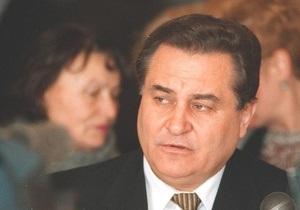 Марчук заявил, что у него не было очной ставки с Кучмой и Мельниченко