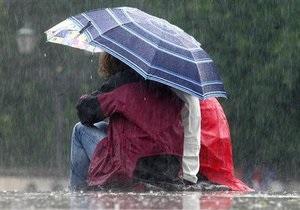 Прогноз погоды на субботу: в Украине сохранится дождливая погода