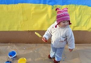 В Украине по-прежнему рождается больше мальчиков, чем девочек