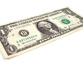 Курс продажи наличного доллара составляет 8,28-8,3 гривны