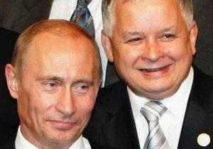 Путин возглавит комиссию по расследованию катастрофы Ту-154 под Смоленском