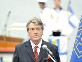 Президент Украины: Черноморский флот дестабилизирует обстановку в Крыму
