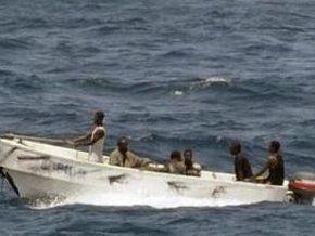 На захваченном в Сомали судне находятся пятеро моряков из Эстонии