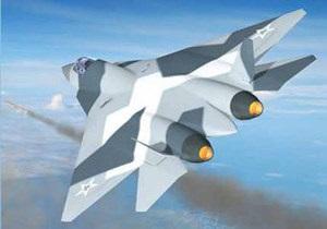 Российский истребитель пятого поколения поднялся в воздух