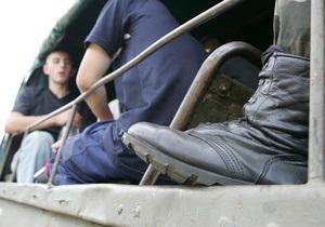 Этой весной в украинскую армию будут призваны 26 тысяч срочников