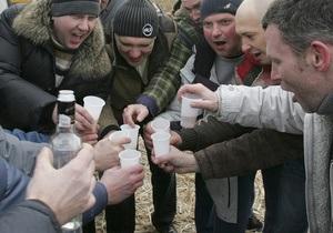 В Беларуси милиция рекомендовала магазинам не продавать определенным гражданам алкоголь