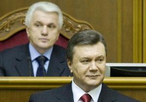 Янукович хочет, чтобы в Верховной Раде всегда побеждал здравый смысл