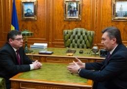 Янукович назначил Шатковского первым заместителем главы СБУ
