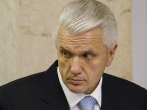 Литвин: Я прошу вас не слюнявить тему коалиции