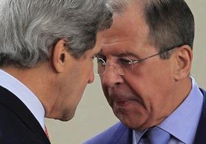 Россия и США договорились о формате переговоров по Сирии