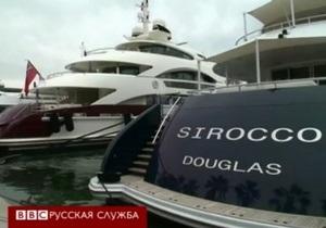 Яхтам миллиардеров нужны экипажи - видео