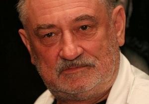 Кабмин выделил более полумиллиона гривен на лечение Богдана Ступки