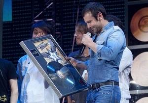 Группа Океан Ельзы получила российскую премию Чартова дюжина