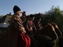 В Киеве завершились съемки музыкального фильма о Тарасе Бульбе