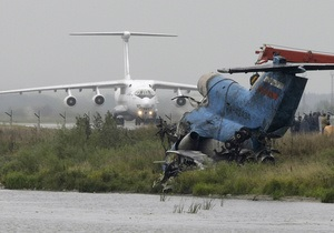 МАК расшифровал бортовые самописцы разбившегося Як-42