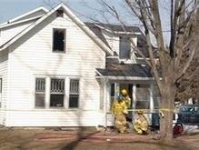 Пожар в студгородке унес жизни трех американцев