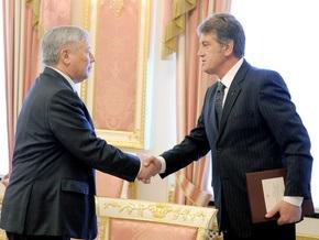 Ющенко: Премьер-министру честные министры не нужны