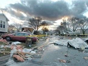 Сильные дожди вызвали наводнения на Среднем Западе США