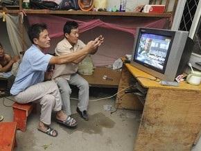 Китай начал телевещание на русском языке