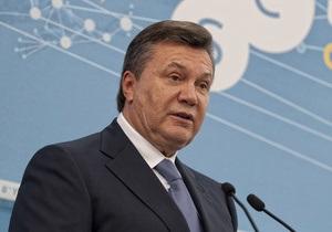 WSJ: Янукович дал понять, что может пойти на уступки по Тимошенко