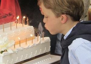 Австралийским детям могут запретить задувать свечи на тортах