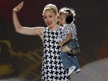 Гвен Стефани заявила о своей беременности