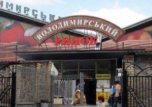 В киевской мэрии заверяют, что Владимирский рынок закрывать не будут