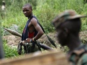 В Конго повстанцы захватили еще один город, выгнав из него всех жителей