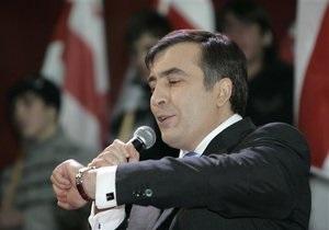 Саакашвили: Мы превращаем Кутаиси во вторую столицу Грузии
