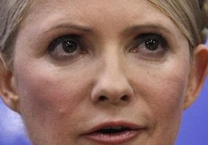 Минздрав: Тимошенко возобновила лечебные процедуры