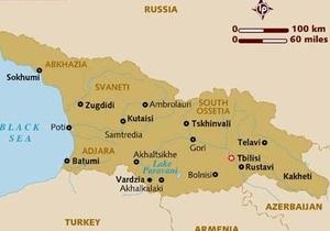 Грузия заявила о создании препятствий для грузин при пересечении границы Южной Осетии